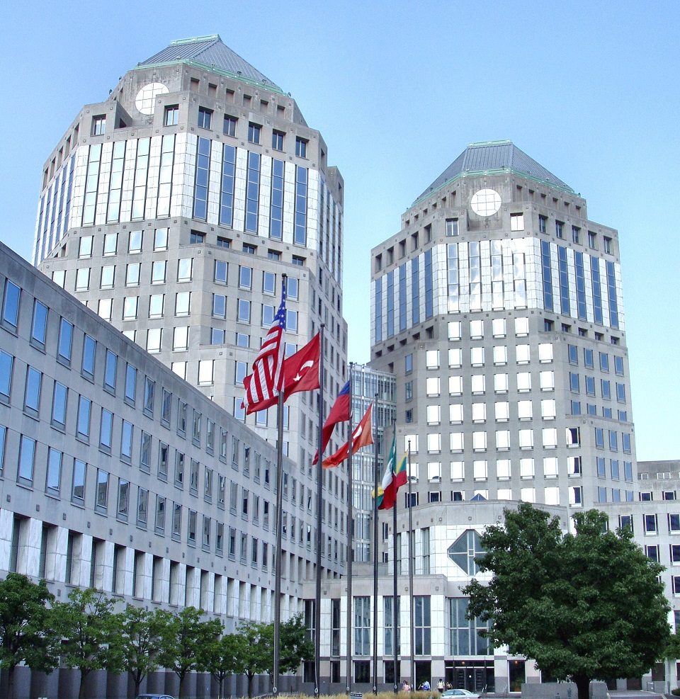 We Buy Commercial Real Estate Cincinnati, OH [img: Proctor & Gamble HQ Cincinnati]